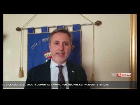 TG VICENZA | 21/01/2020 | I COMUNI AL LAVORO PER R...