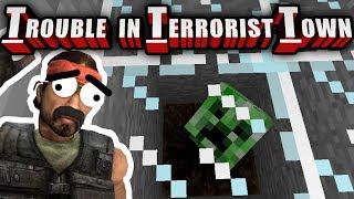 Alle Fallen zum Creeper! | Trouble in Terrorist Town - TTT | Zombey