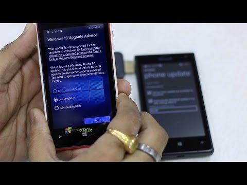 Upgrade Advisor : Windows 10 Mobile Upgrade How To