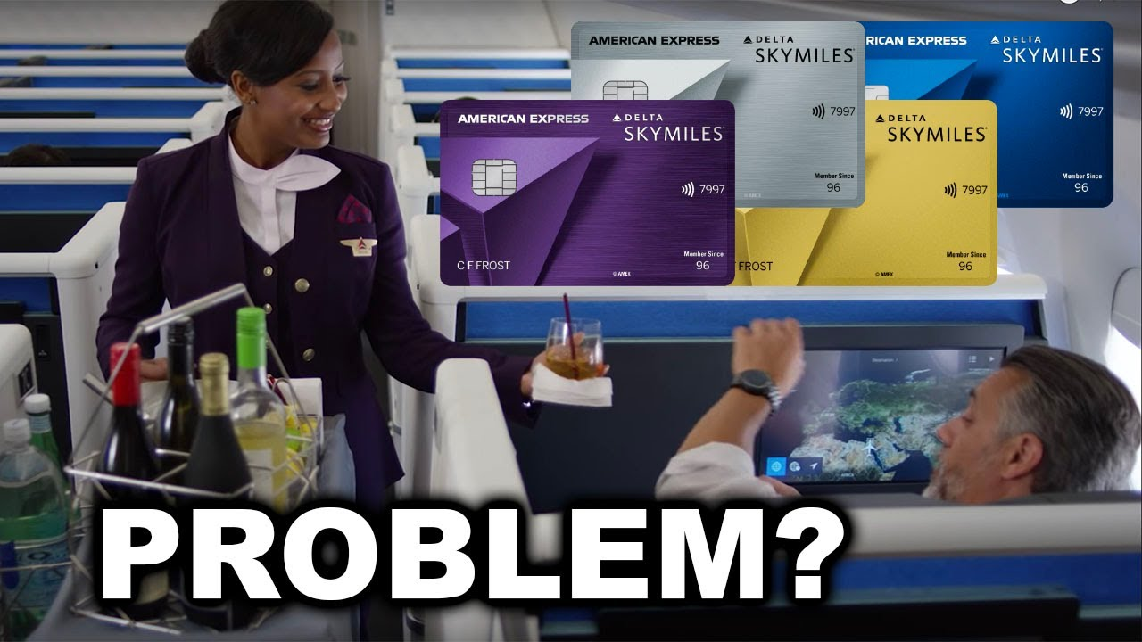 Download The PROBLEM with the AmEx Delta Credit Cards