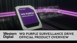 Store with WD Purple Surveillance Drive | Official Product Overview