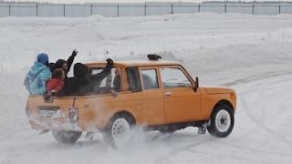 Раздающий  Покупка донора с V8 за 100 тысяч рублей  Поломки и первое Матцури!