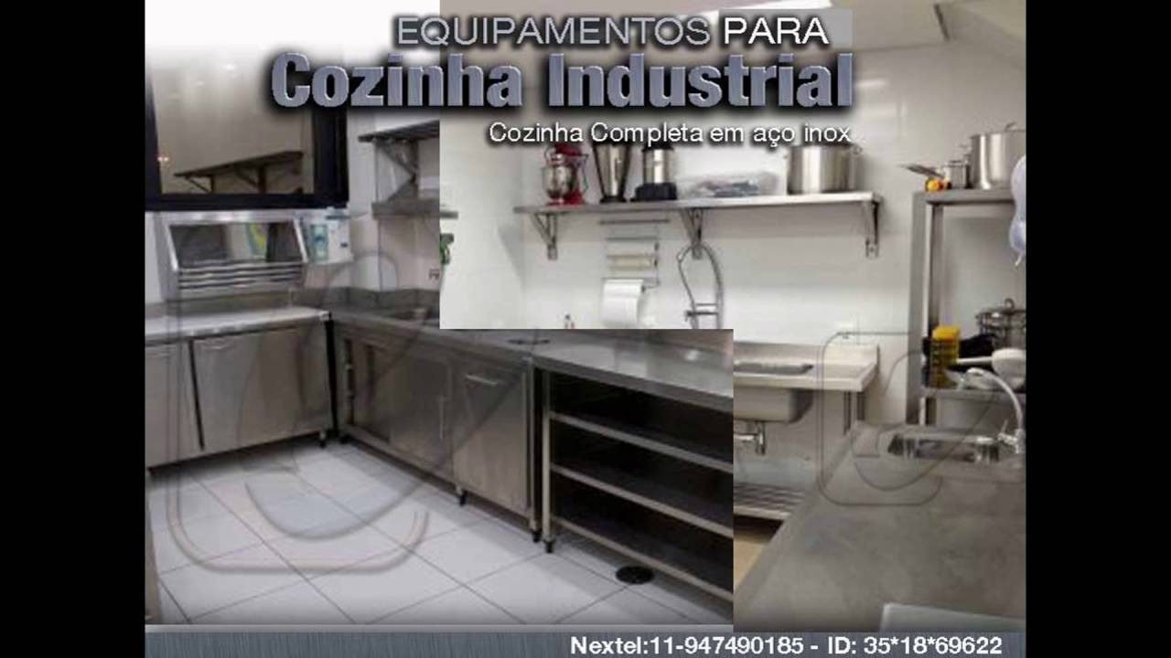 Cozinha Industrial Pequena Cozinha Industrial Cozinha Industrial