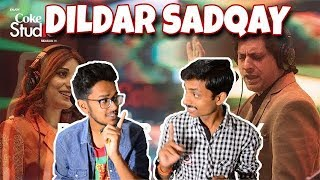 Indian Reacts To :-Dildar Sadqay, Jawad Ahmad & Elizabeth Rai, Coke Studio Season 11, Episode 9