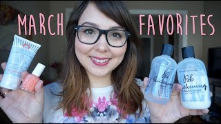 March Favorites! Oh yea! Thumbnail