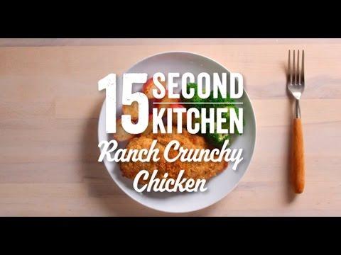 Ranch Crunchy Chicken Recipe