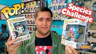 Funko Species Challenge | Anime Pop Edition