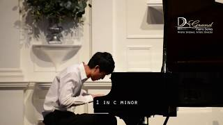 Eric Lu plays Schubert: Four Impromptus Op. 90 D.899