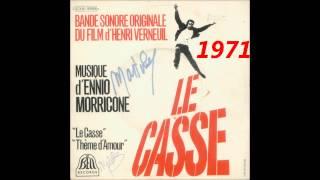 le casse( générique )ennio morricone 1971