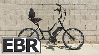Day 6 Samson Video Review - $3.3k Relaxed, Big-Person Electric Bicycle
