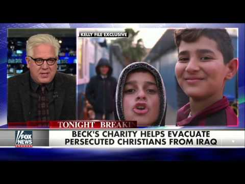 Glenn Beck works to bring Iraqi Christians out of Mideast