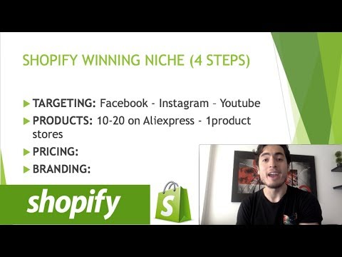Download How To Find A Winning Niche 2019 4 Steps Shopify