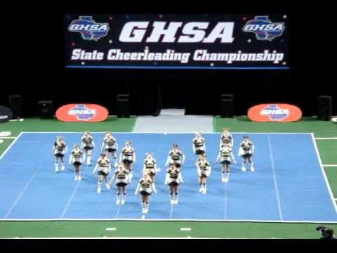 2010 GHSA State Competition - Johns Creek