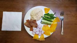 Which vegetables are safe to add to keto meals? Keto Cold cut raw vegan recipe