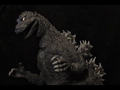 X Plus Gigantic Godzilla 1954 Review Youtube