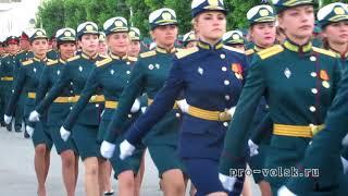 Прощание с городом выпускников ВВИМО 22.06.18