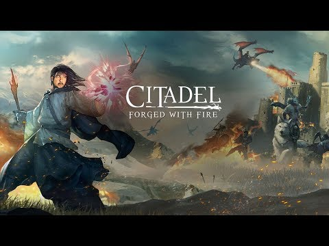 "CITADEL: FORGED WITH FIRE ""NUEVO SANDBOX ONLINE PROMETEDOR!"" 