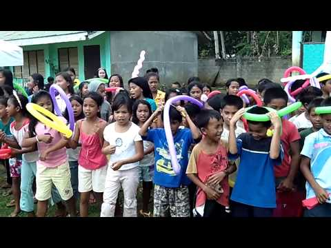 Bohol one year on: Building children's resilience