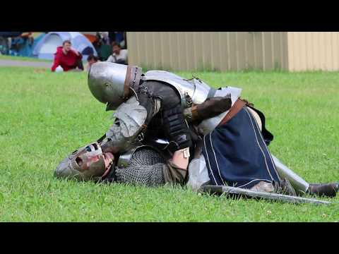 Dagorhir Ragnarok- Iron Cup 2017: Falco vs. Tarburz