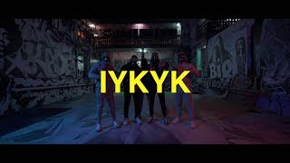 Hooliganhefs - IYKYK ft Hooliganskinny (They Know Who) Video