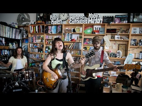 Hop Along: NPR Music Tiny Desk Concert