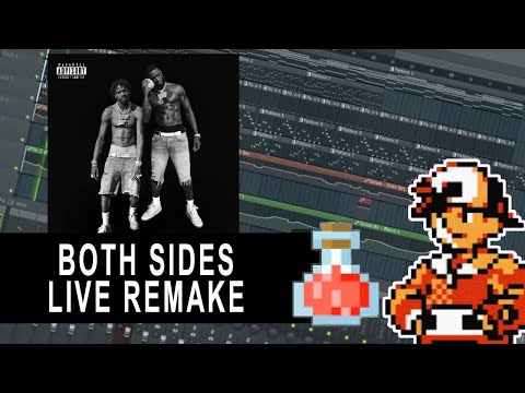 Gucci Mane – Both Sides feat. Lil Baby [FL STUDIO REMAKE] (VERY DETAILED)