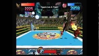 Viewtiful Joe: Red Hot Rumble - Stage 3-4: Super Brothers