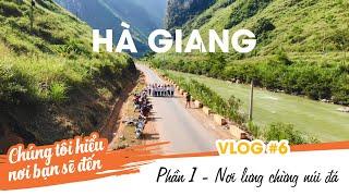 VLOG #6: Mỗi tuần một văn phòng | Hà Giang P.1 | Nơi lưng chừng núi đá