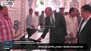 مصر العربية | ضبط سلاح ومخدرات وتشكيلات عصابية في حملة أمنية بشبرا والخانكة