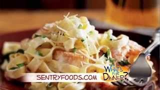 What's For Dinner? -  Seafood Fettuccini
