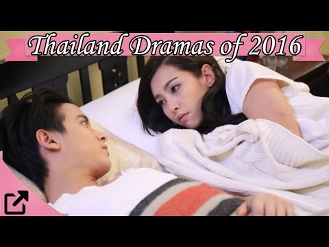 Top 20 Thailand Dramas of 2016