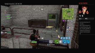 Fortnite Live uccido compagni