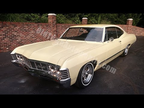 1967 Chevrolet Impala for sale Old Town Automobile in Maryland