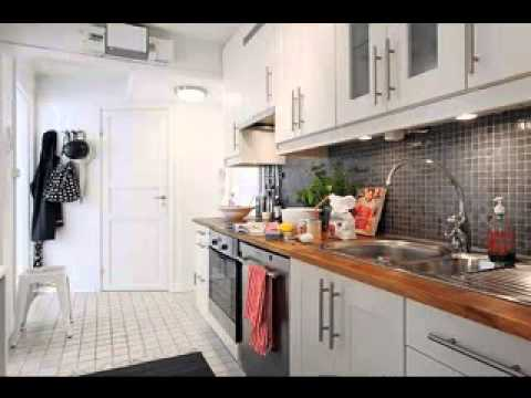 Easy DIY Apartment kitchen decorating ideas - YouTube