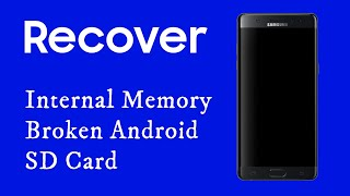 The Most Advanced Android Data Recovery Software Ever! - Internal Memory | Broken Android | SD Card