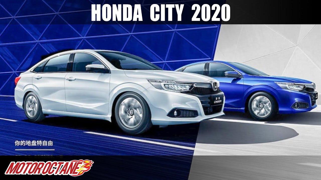 Honda City 2020 Coming Soon Hindi Motoroctane