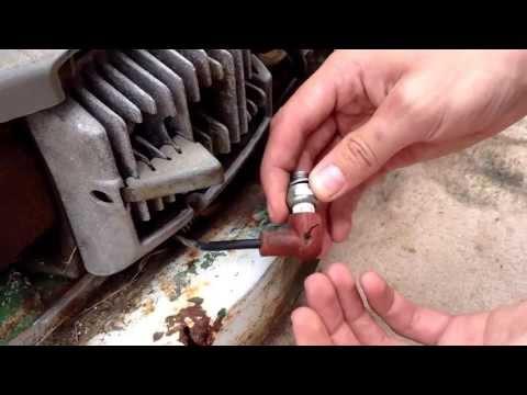 PushMowerRepair.com - Lawn Mower Spark Plug Troubleshooting