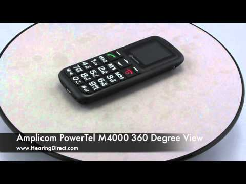 Amplicom PowerTel M4000 360 Degree View