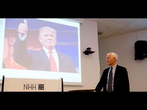 Foredrag med Victor D. Norman: Økonomi og politikk