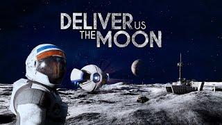 Поехали побегаем в Deliver Us The Moon - сказали интересная, вот и посмотрим