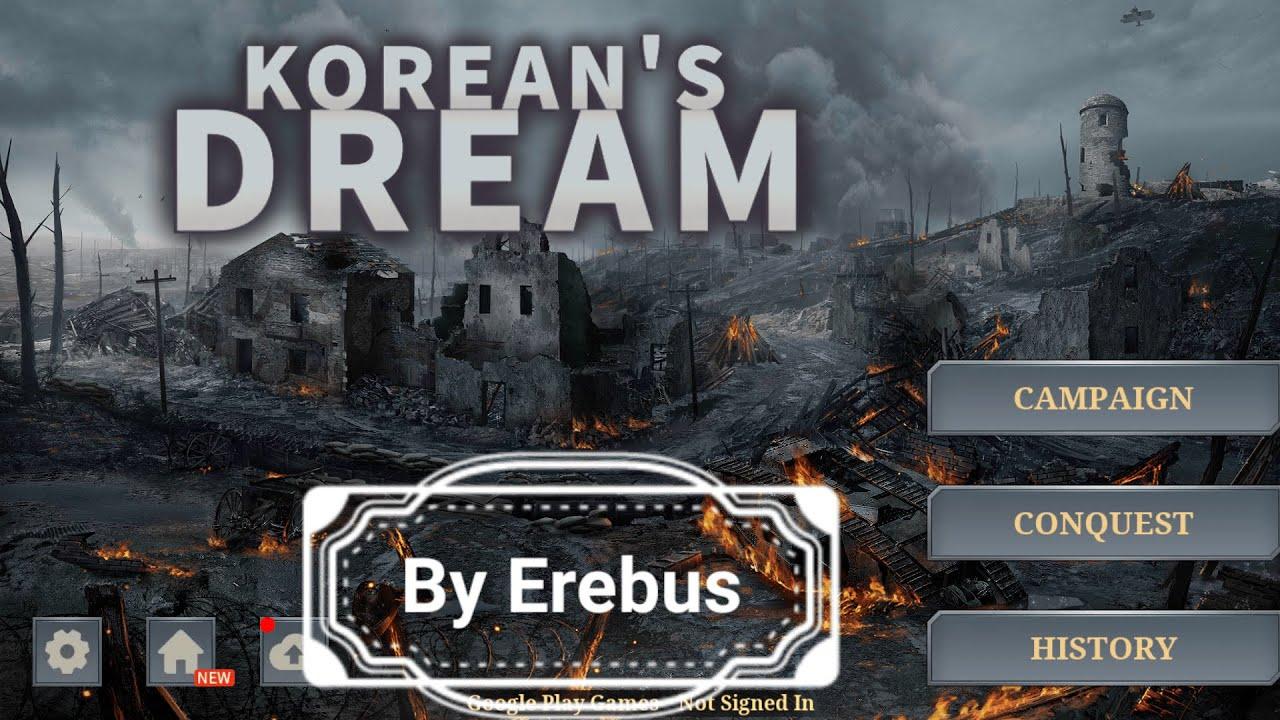 European War 6:1914 Korea Dream Mod(유럽전쟁 6:1914 한국의 꿈 모드)