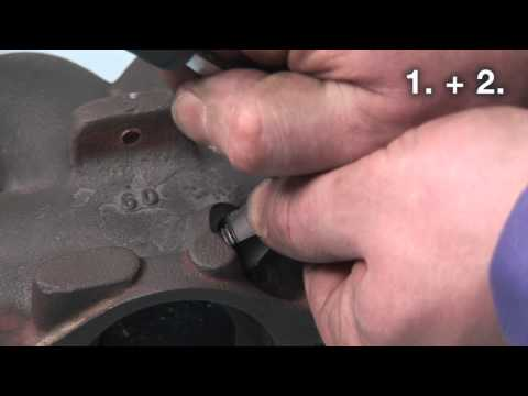 Gewindereparatur Gewinde-Reparatur Coils  10 x M 8 x 1