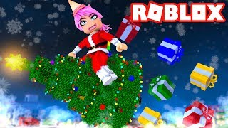 CHRISTMAS ESCAPE in Roblox Escape the Christmas