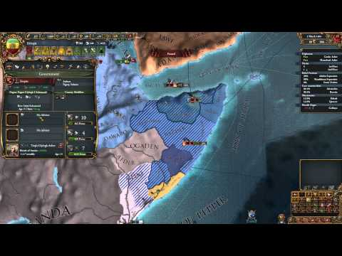 Ethiopia (Ironman) EU4 Common Sense Ep8 - Alexandria and Eas