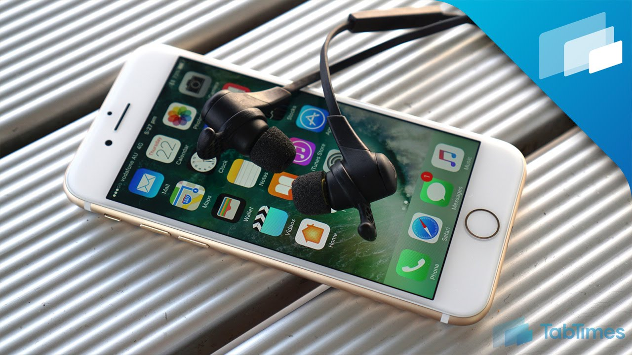 Iphone 7 7 Plus How Do You Pair Wireless Headphones Youtube