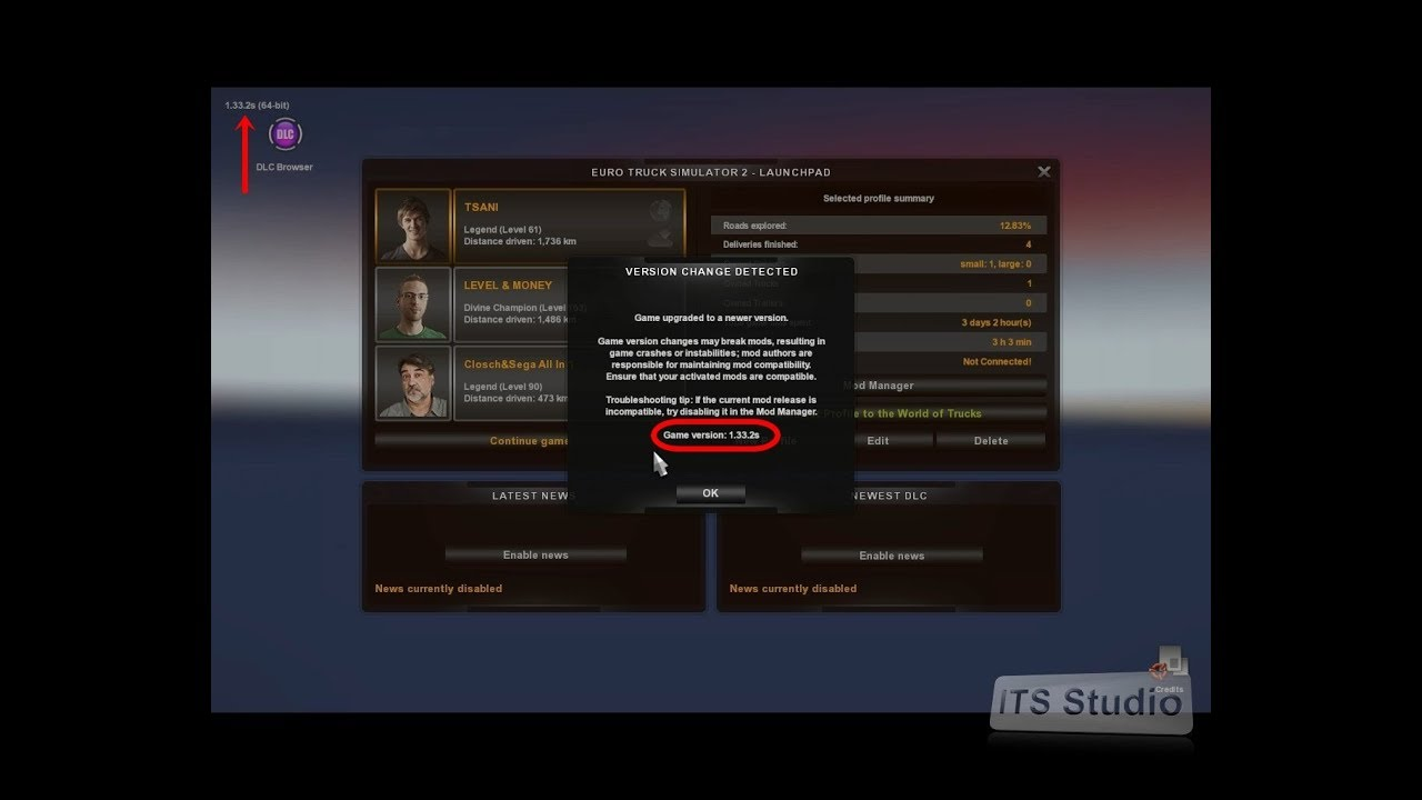 Update ETS 2 Beyond the Baltic Sea CODEX DOWNLOAD