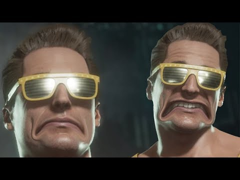 Buff Johnny Cage Pls (against Females)