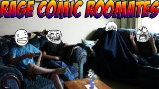 Video Rage Comic Roommates download MP3, 3GP, MP4, WEBM, AVI, FLV Agustus 2018