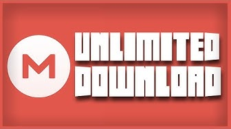 MEGA.NZ - Unlimited DOWNLOAD Speed & Bandwidth [2019]