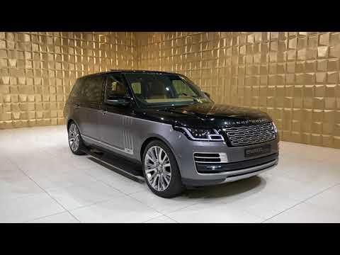 Land Rover Range Rover 5.0 LWB SV-AUTOBIOGRAPHY [Walkaround] | 4k Video